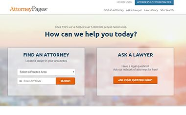 AttorneyPages